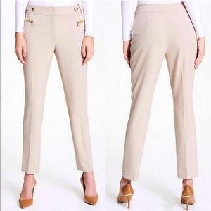 Calvin Klein Modern Ankle Pants Pink